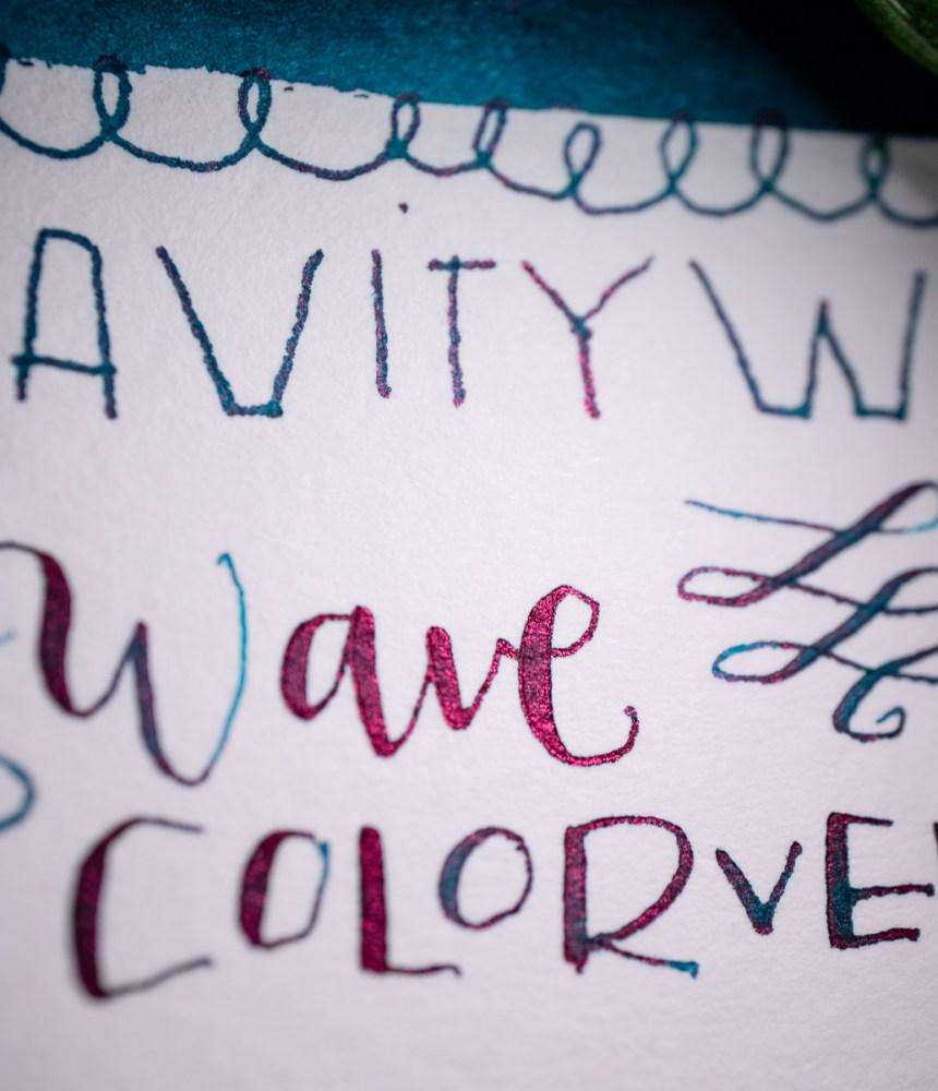 Colorverse GRavity Wave