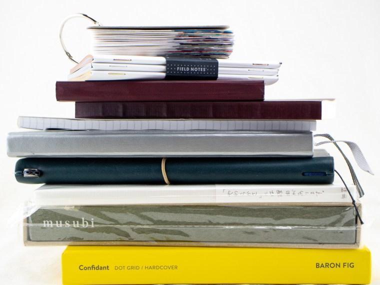 Top Ten Notebooks