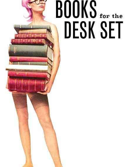 Books for the Desk Set: Sketchbook Books
