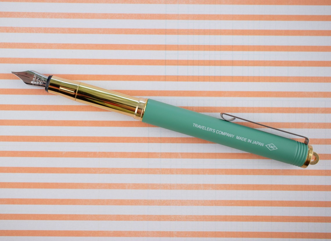 Traveler's Company Fountain Pen