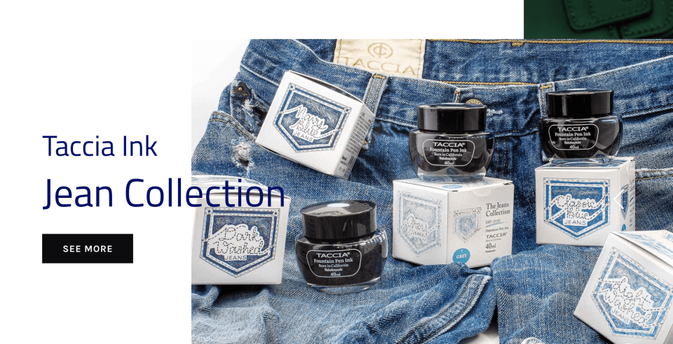 Ink Lineup Review: Taccia Jeans