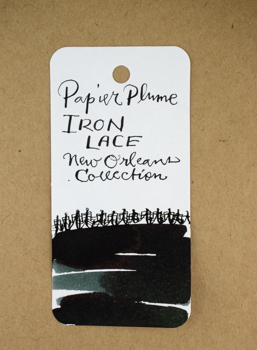 Papier Plume Iron Lace