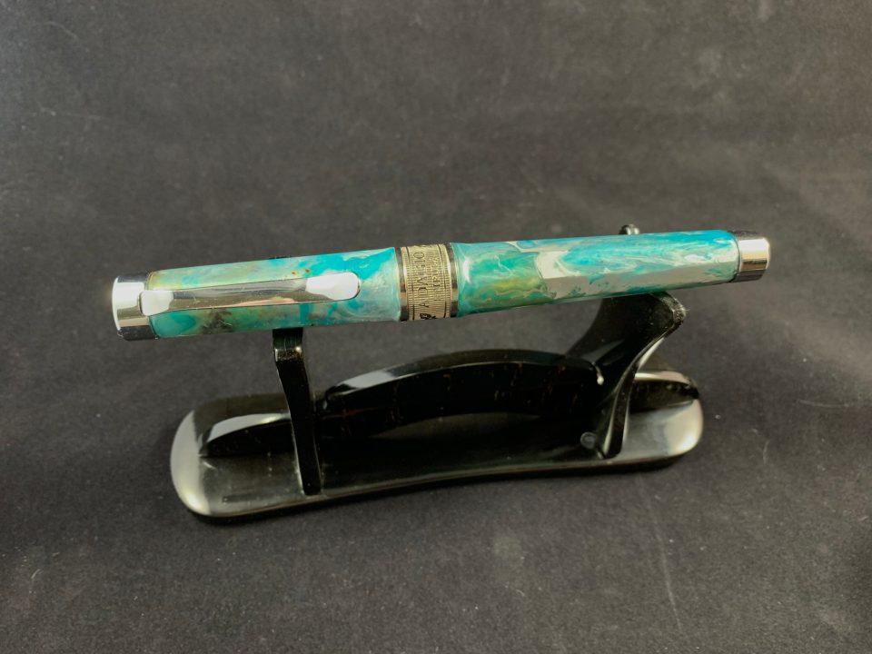 Pen Review: Stipula Adagio Seaglass