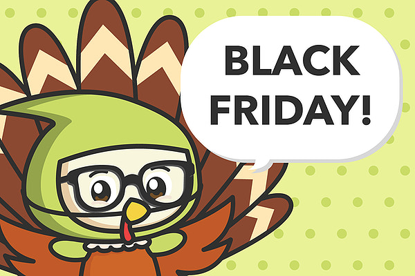 JetPens Black Friday icon