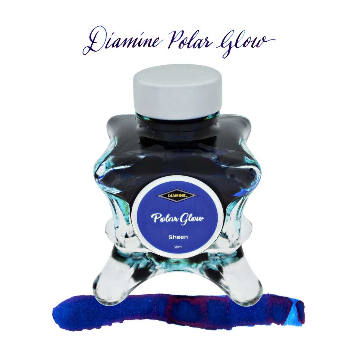 Diamine Inkvent Blue Edition Ink bottle
