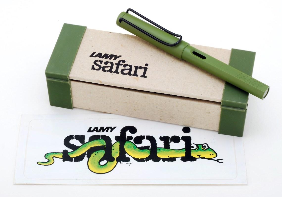 Original 80s Lamy Safari