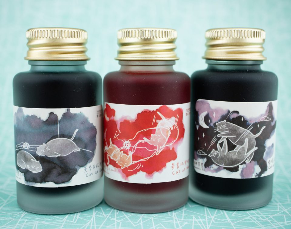 Ink Line Review: Ink Institute Cat Daily Line