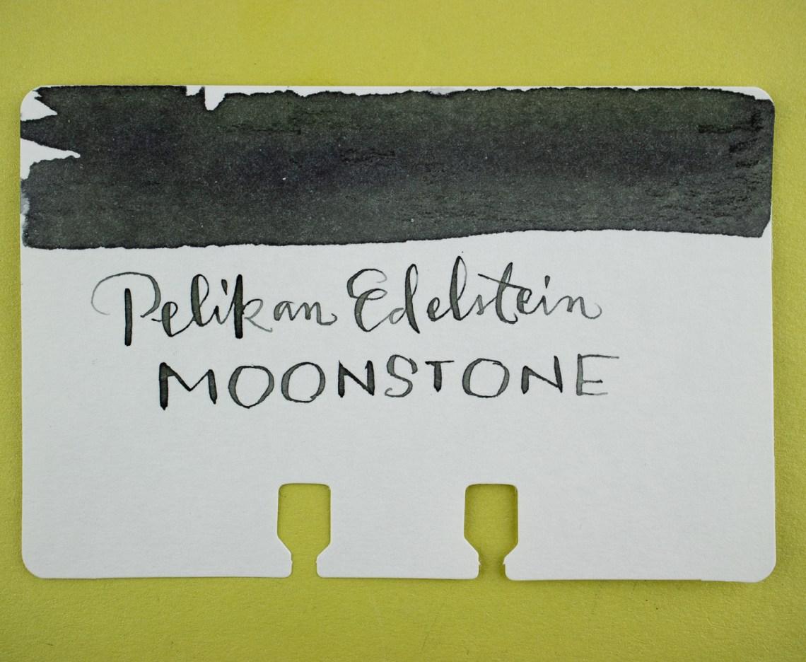 Pelikan Moonstone comparison