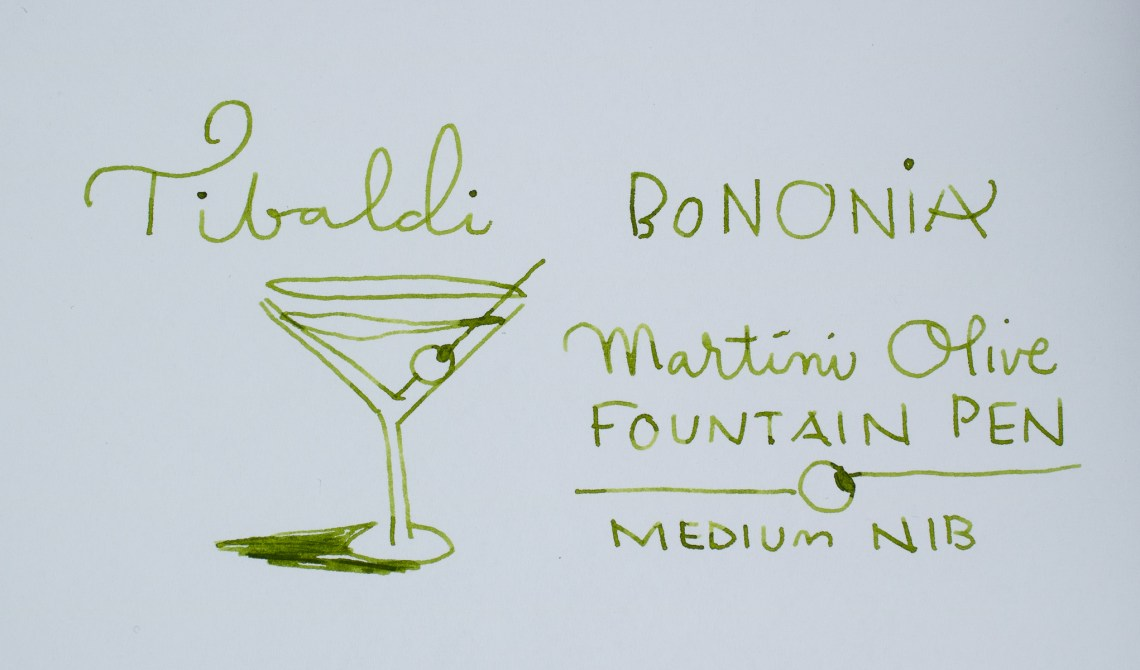 Tibaldi Bononia Martini Olive headline
