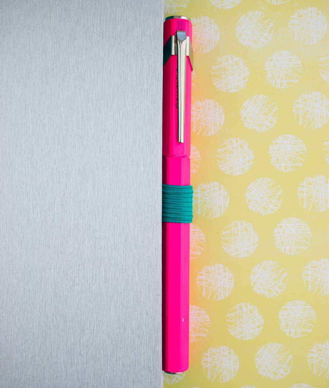 Lamy Notebook pen loop