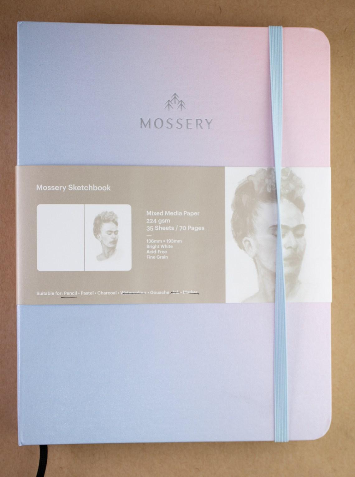 Mossery Sketchbook