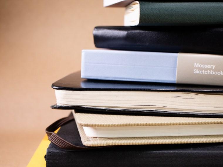Sketchbook Review: 8 Random Sketchbooks (including HOT TAKES)