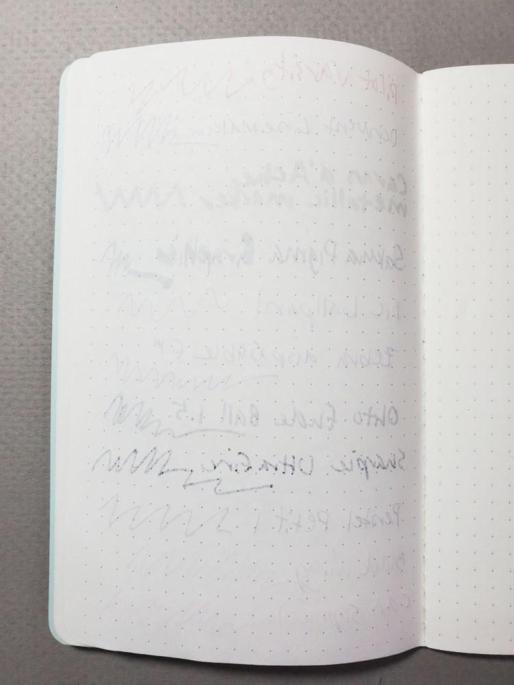 11 - scribbles reverse side