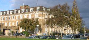 Shire Hall Cambridge