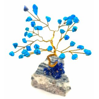 Howlite Gem Tree