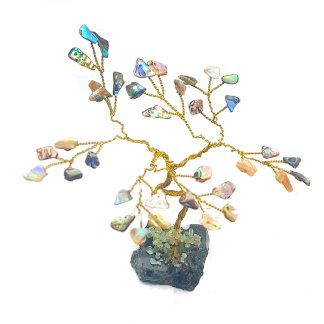 Mother of Pearl Gem Tree small