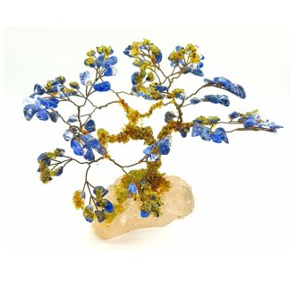 Sodalite Gem Tree
