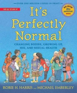 *its perfectly normal