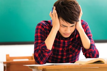 Headache is the 3rd ranked illness-related cause of school absences, according to a 1989 National Health  Interview Survey.