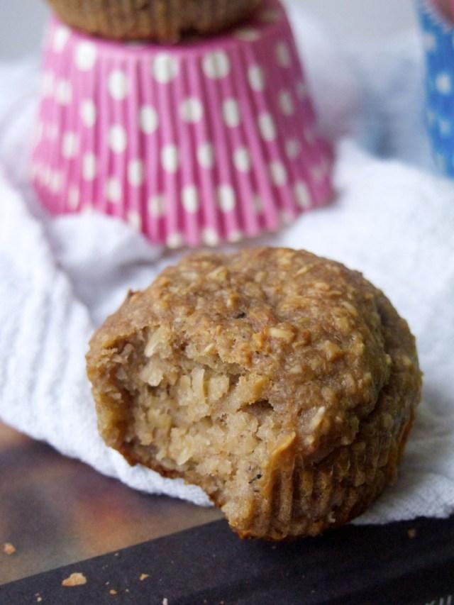 Gluten free breakfast cupcakes