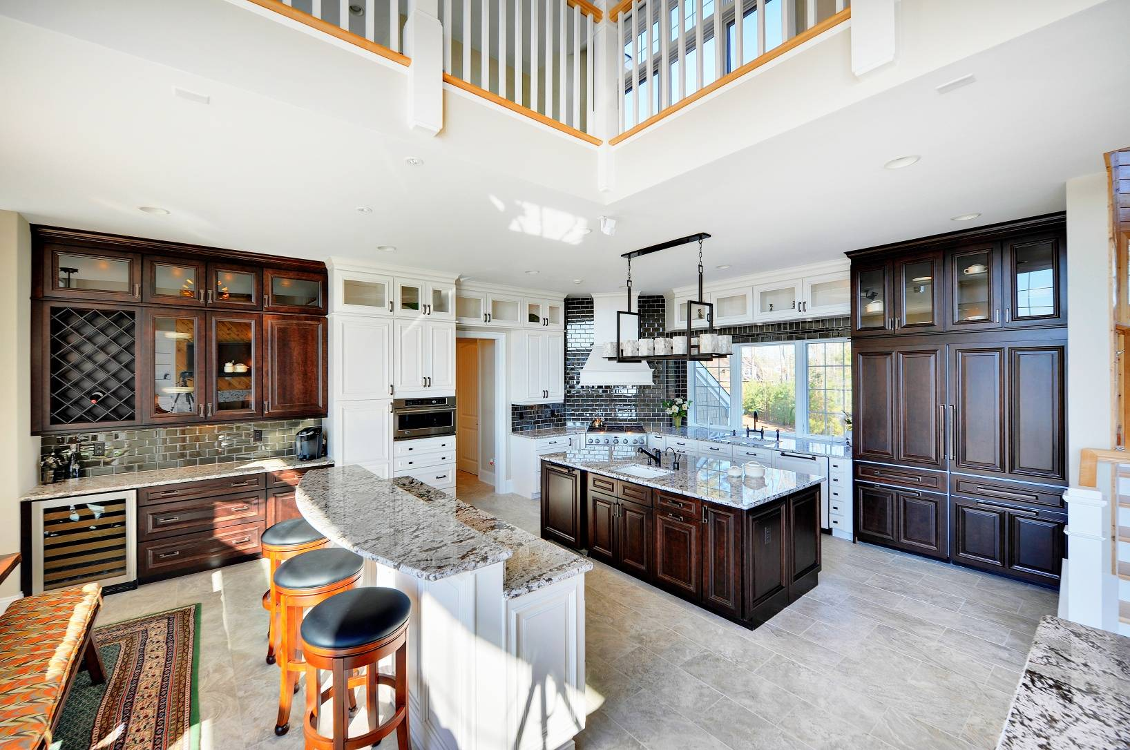 2nd Place Win Large Kitchen Design Wellborn Cabinet