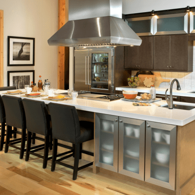 Islands- The Heart of the Kitchen | Wellborn Cabinet Blog