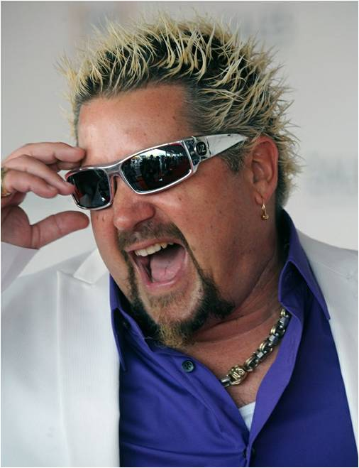 Style NOPE  The Guy Fieri Edition  Well Built Style