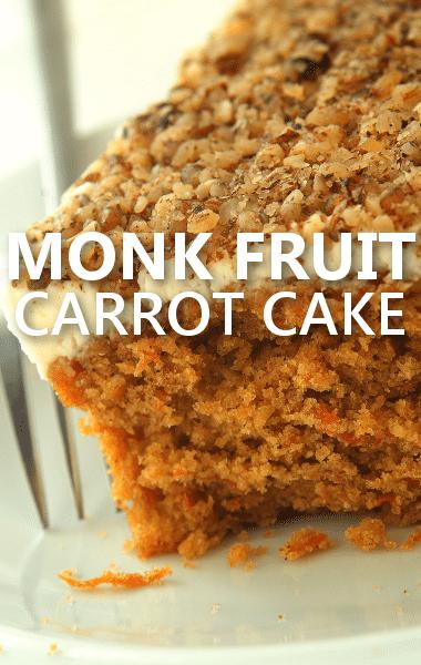 Dr Oz Charm City Monk Fruit Carrot Cake Monk Fruit
