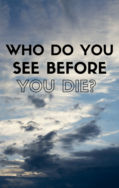 Dr Oz Who Do You See When You Die NearDeath Experiences