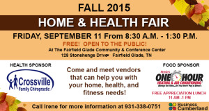 home, health fair
