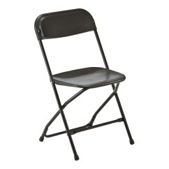 Folding Chair Uk White Butterfly Samsonite Black For Hire From Well Dressed Tables London