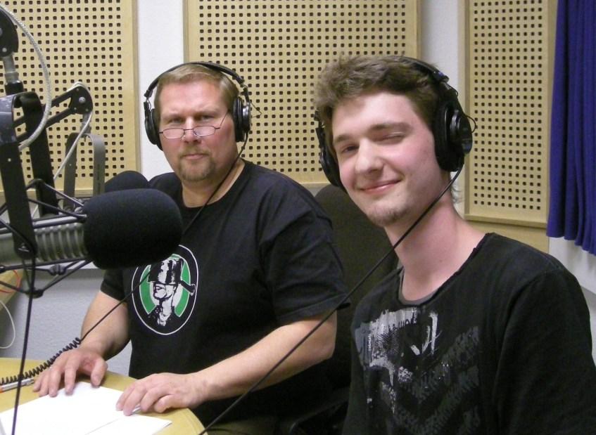 Matthias und Frank