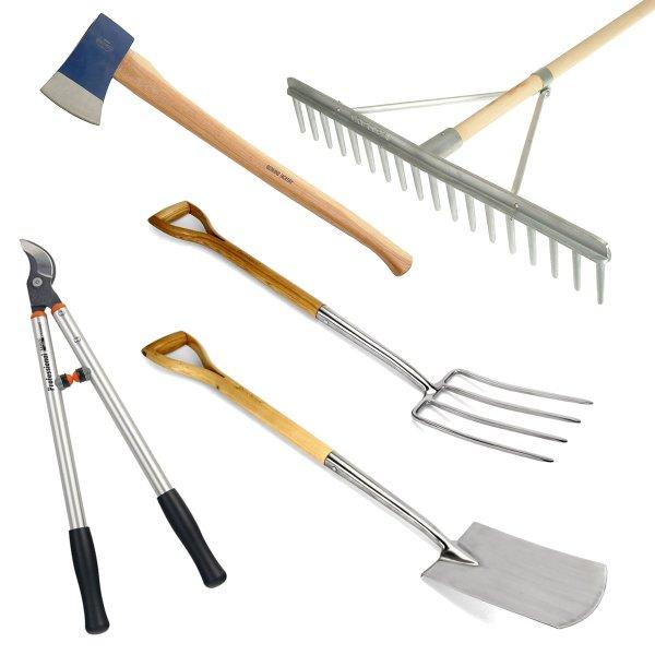garden hand tools - wellers hire