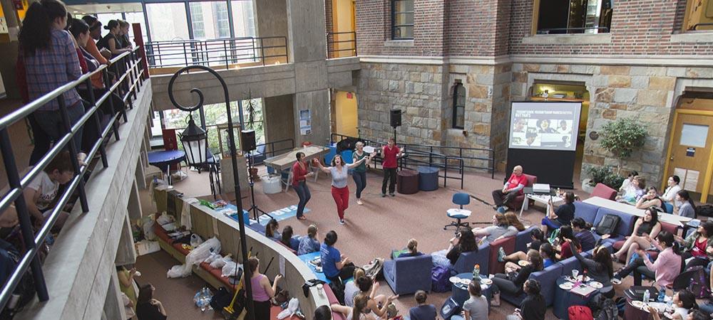 Event Planning  Wellesley College