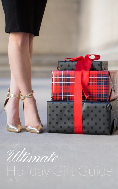 The Best Gift Guide for the Holidays featured by top Pittsburgh lifestyle blog Wellesley & King