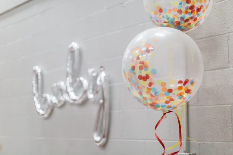 Mom Life | Familly | Baby Girl | Our Confetti Gender Reveal Baby Shower featured by top Pittsburgh lifestyle blog Wellesley & King