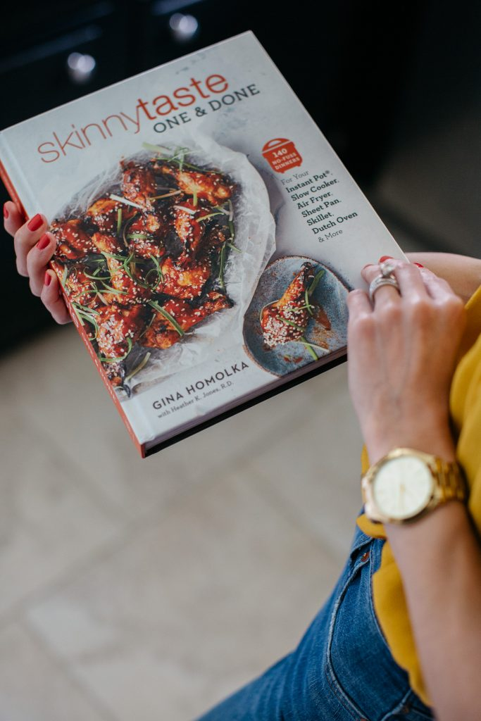 wellesley and king-pittsburgh lifestyle blogger-skinnytaste cookbook