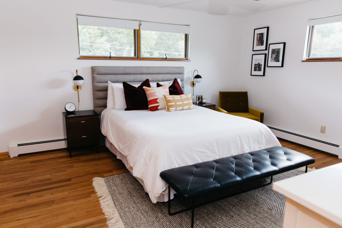 gender neutral modern bedroom design