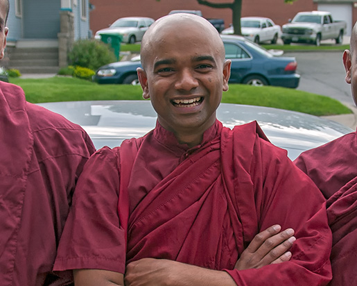 Interview with a Monk