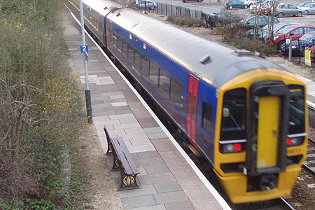 TransWilts Rail Service  Appropriate service for 2010