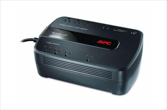 APC BE550G-TW Back-UPS 不斷電系統 | Wellife 創意好物