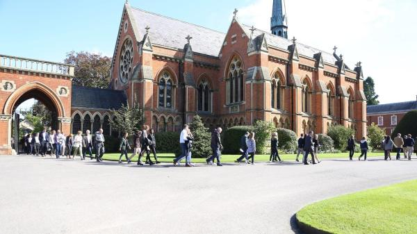 Visiting Wellington - College