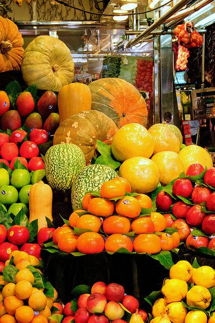 Challenge – eat more fruit and vegetables!