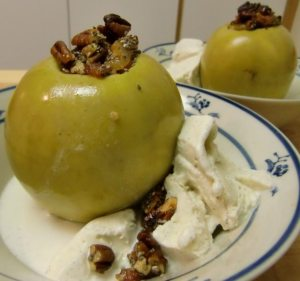Stuffed Baked Apples