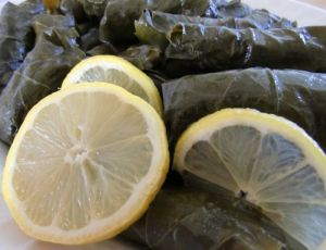 Choose your Rice Stuffed Grape Leaves