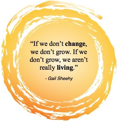 Monday Inspiration – Change
