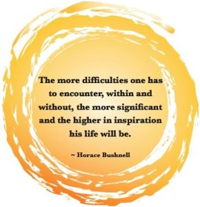 Monday Inspiration – Moving difficulties forward