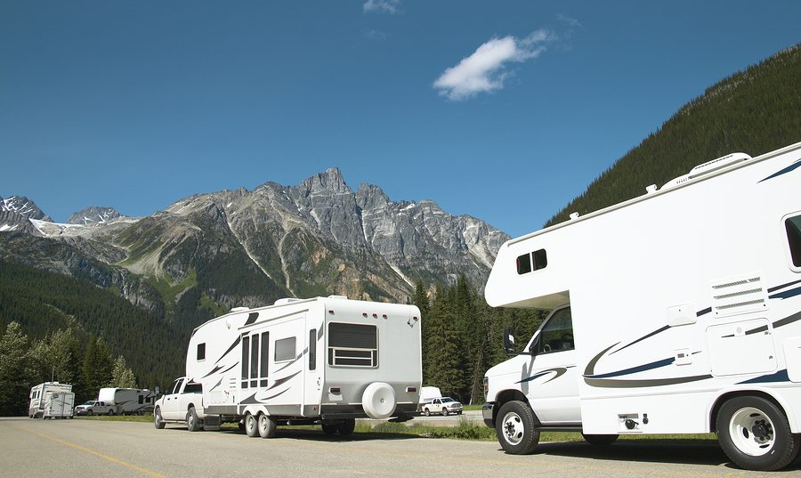 Where to Take Your RV in the U.S.?