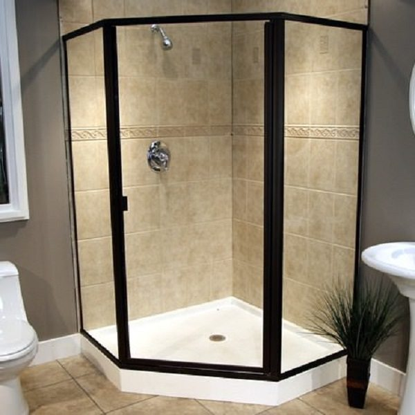 Bathroom Remodeling Options glass options for your kitchen and bathroom remodel - welljourn