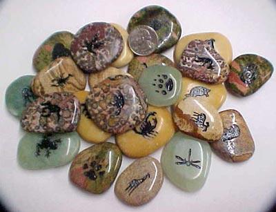 crystals stones